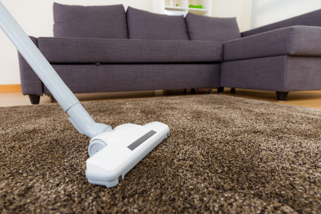 Professional Carpet Cleaning – Benefits for Your Home and Health