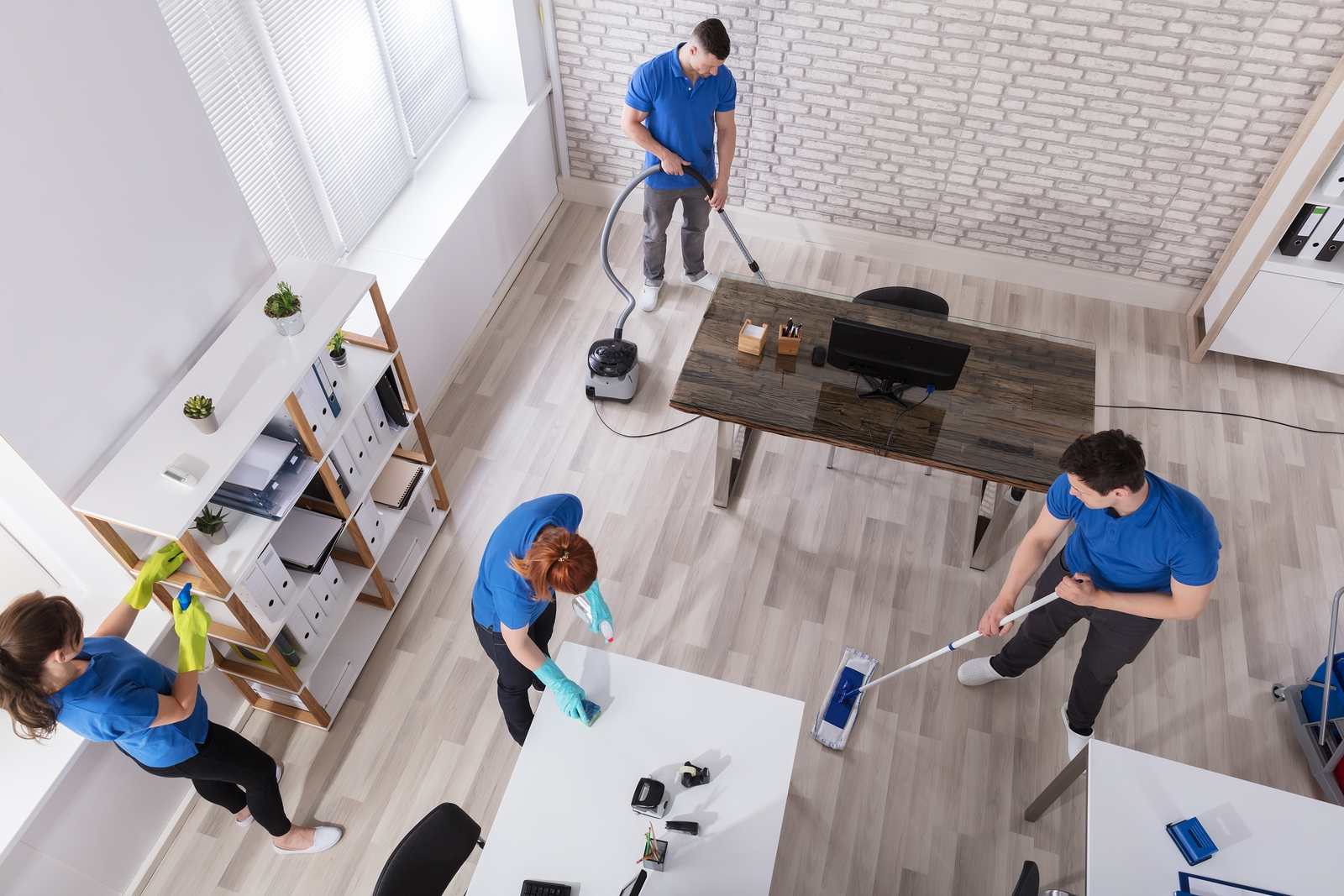 commercial cleaning company ocean county