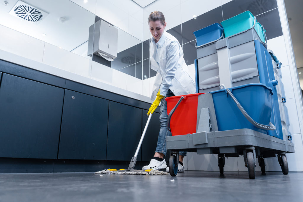 commercial cleaning ocean county