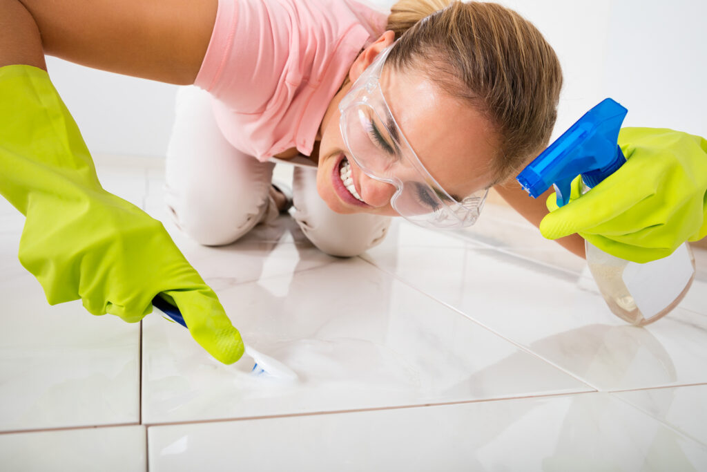 tile and grout services near me