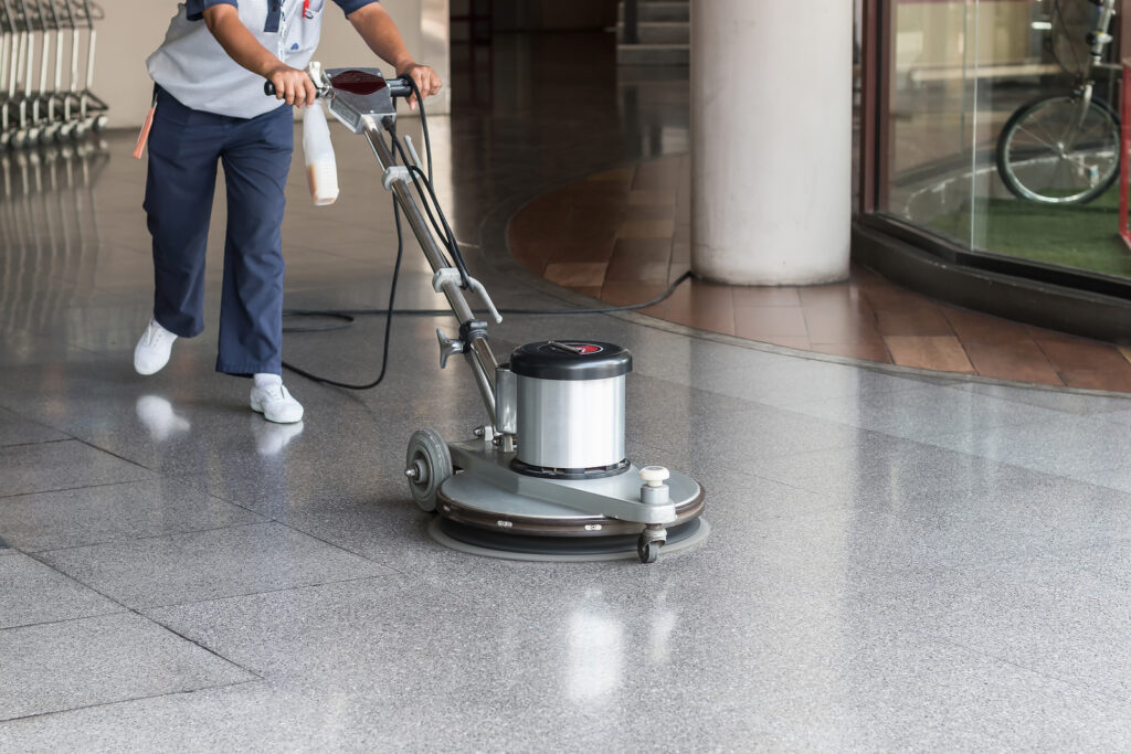 Commercial cleaning services near me